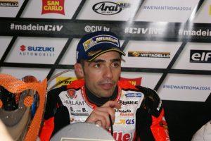 CIV Vallelunga, Superbike: Michele Pirro vince ancora in Gara 2 e aspetta il Mugello in MotoGP