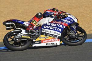 Moto3 Le Mans: Pole position per Antonelli, brutta caduta per Bulega