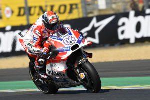 """MotoGP Le Mans: Andrea Dovizioso, """"Siamo stati veloci sin dal primo turno"""""""