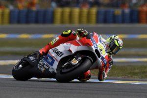 """MotoGP Le Mans: Andrea Iannone, """"Giornata molto positiva"""""""