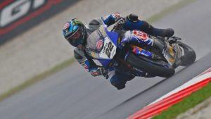Superbike Malesia, Gara 2: Alex Lowes cade e si frattura