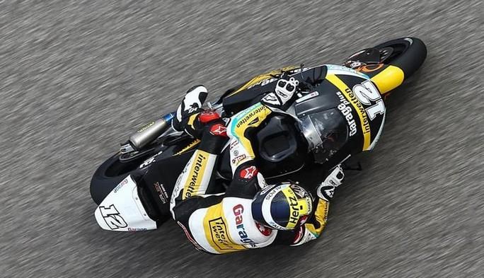 Moto2 Le Mans, Prove Libere 3: Luthi è il più veloce, Corsi è sesto