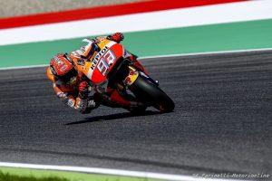 """MotoGP: Marc Marquez, """"A Barcellona daremo il massimo e speriamo molto nei test post-gara"""""""