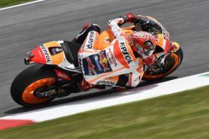 """MotoGP Mugello: Marc Marquez """"Contento delle qualifiche, abbiamo fatto una modifica che ci ha aiutato"""""""