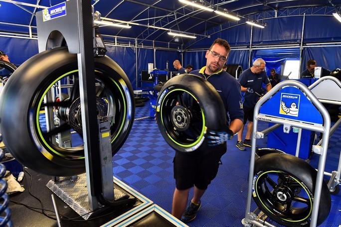 MotoGP: La Michelin pronta per il GP di Catalunya