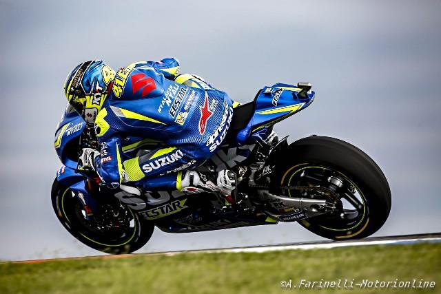 MotoGP Mugello Warm Up: Vinales 1°, Lorenzo motore in fumo