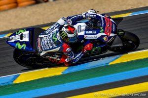 """MotoGP Qualifiche Le Mans: Jorge Lorenzo """"Giro fantastico, per gli altri sarà dura seguirmi domani"""""""