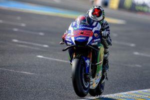 """MotoGP Le Mans: Jorge Lorenzo """"Vittoria tranquilla oggi, le gomme Michelin stanno migliorando"""""""