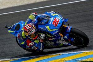 """MotoGP Le Mans, Maverick Vinales """"Premiato il nostro lavoro, se vado via sarà commuovente lasciare il team"""""""