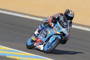 Moto3 Le Mans, Warm Up: Honda al comando con Navarro, Antonelli è quarto