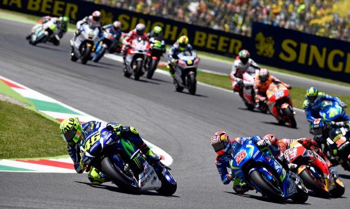 MotoGP Mugello: E' record di ascolti in TV per Sky e TV8