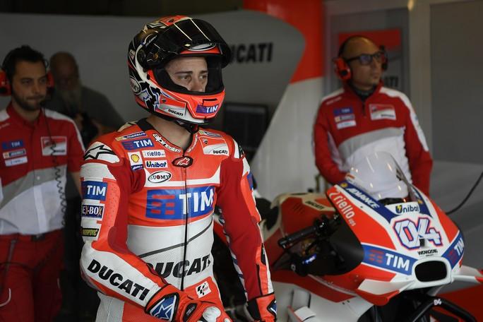 Moto Gp, Iannone verso la Suzuki, Dovizioso confermato dalla Ducati