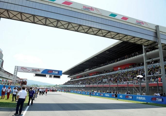 MotoGP, GP del Mugello: verso il tutto esaurito