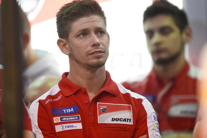 """MotoGP: Casey Stoner, """"Per Rossi è un bene che Lorenzo cambi squadra"""""""