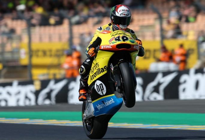 Moto2 Le Mans: Successo per Rins, Corsi ottimo secondo, Morbidelli è quarto