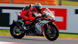 Superbike Malesia: scivolata per Savadori in Gara 1