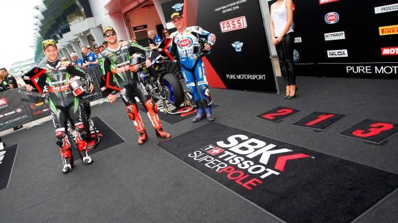 Superbike Malesia, Tissot-Superpole: Tom Sykes conquista l'ennesima pole