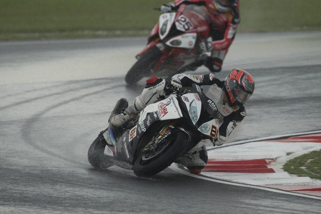 Superbike Malesia: Gara 2 complicata per il team Althea BMW