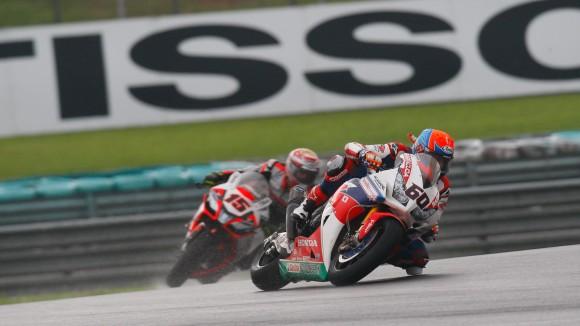 Superbike Malesia: Round difficile per Van der Mark