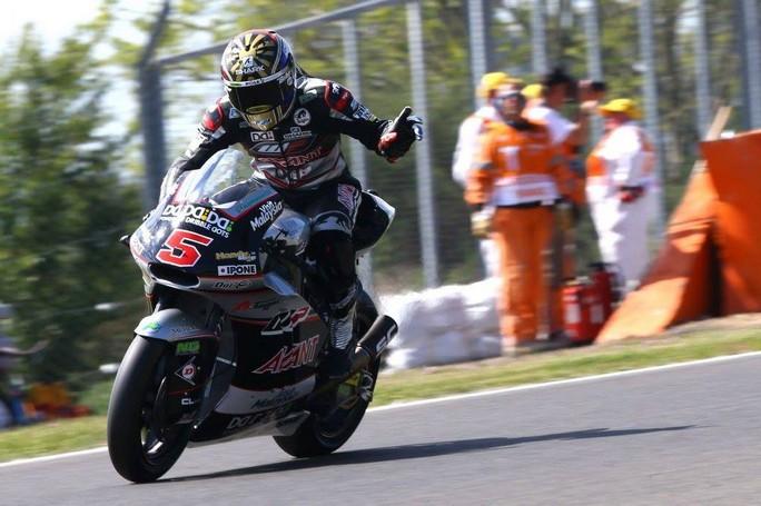 Moto2 Mugello, Prove Libere 1: Zarco davanti a Corsi, Morbidelli è quinto