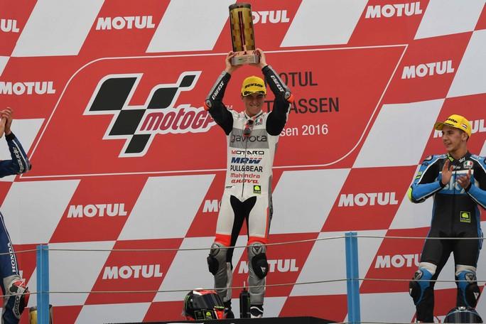 Moto3 Assen: Pecco Bagnaia prima vittoria in carriera