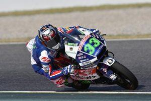 Moto3 Barcellona: Bastianini e Di Giannantonio chiudono all'11° e 19° posto la prima giornata di libere