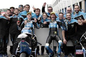 Moto3 Assen: Sky Racing Team Vr46 sugli allori