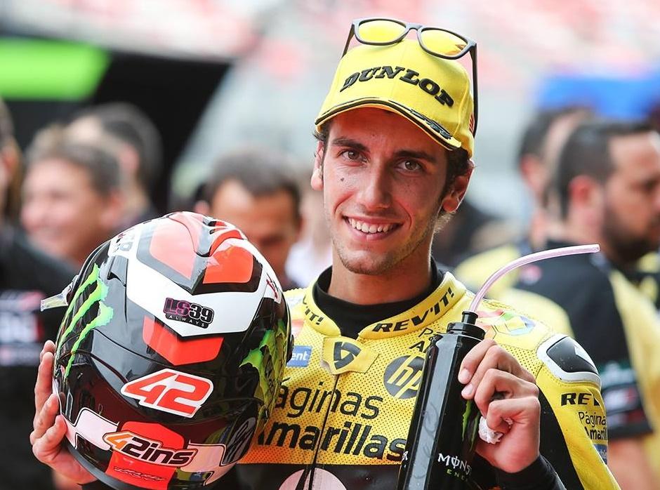 MotoGP: Suzuki ufficializza Alex Rins per il 2017