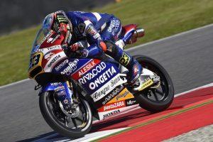 Moto3 Barcellona, Prove Libere 2: Antonelli si conferma al comando
