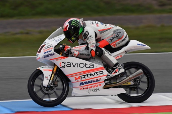 Moto3 Assen: Gara pazzesca, vince Bagnaia su Migno e Di Giannantonio