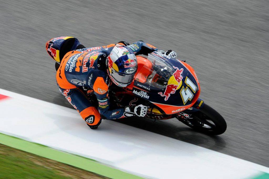 Moto3 Barcellona: La pole va a Brad Binder, Antonelli in prima fila