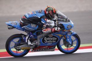 Moto3 Assen, Prove Libere 3: Canet davanti ad Antonelli, Bagnaia e Migno