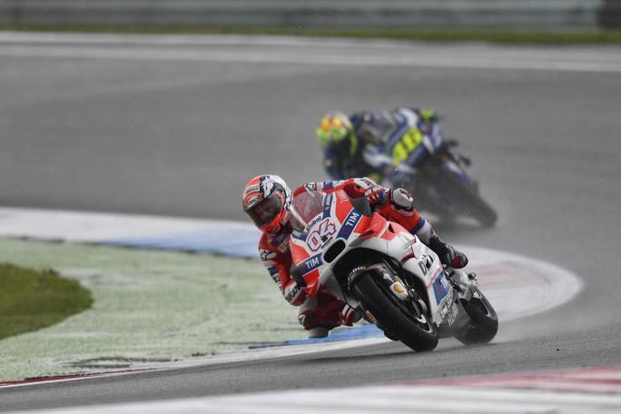 """MotoGP Assen: Andrea Dovizioso, """"Sono deluso, oggi potevo vincere"""""""