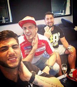 """MotoGP Barcellona: Andrea Dovizioso, """"Il gesto di Iannone, di basso livello"""""""