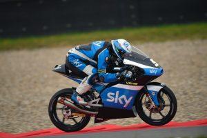 Moto3 Assen, Warm Up: Fenati è il più veloce