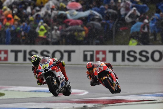 """MotoGP Assen: Andrea Iannone, """"Risultato positivo, ma avrei preferito una gara asciutta"""""""