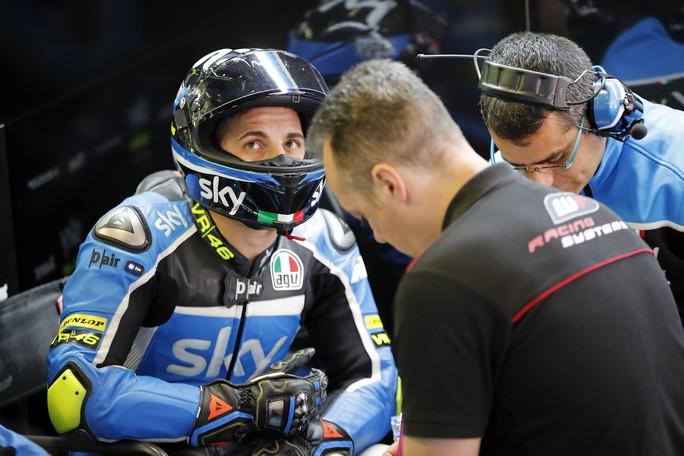 Moto3 2016: Intervista esclusiva ad Andrea Migno