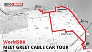 Superbike Laguna Seca: Annunciato il pre – event del nono round