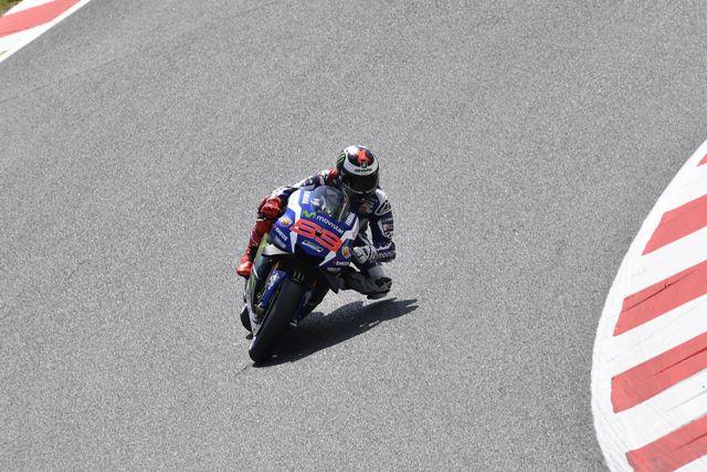 """MotoGP Test Barcellona: Jorge Lorenzo """"Sono riuscito a girare grazie all'aiuto degli antidolorifici"""""""