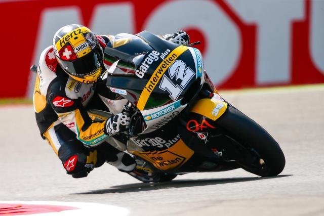 Moto2 Assen, Qualifiche: Tom Luthi in pole prima della pioggia, Morbidelli 5° è il primo dei nostri