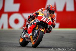 """MotoGP Assen: Marc Marquez """"Oggi non ero il più veloce, Valentino quest'anno è molto forte"""""""