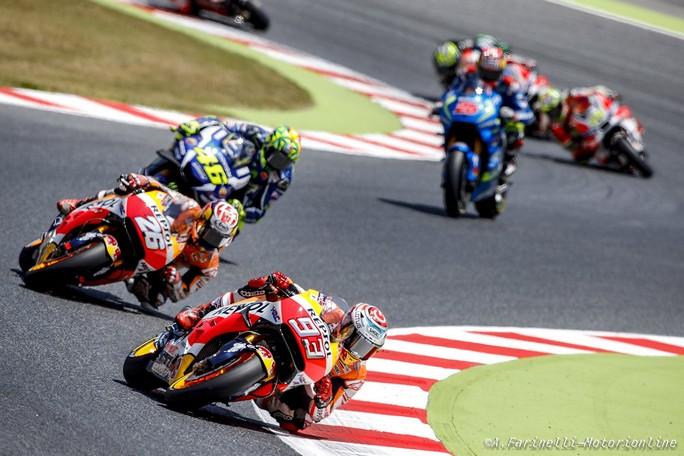 "MotoGP: Marc Marquez, ""Assen mi piace molto, punto al podio"""