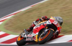 """MotoGP Test Barcellona: Marc Marquez """"Oggi siamo riusciti a fare un piccolo passo in avanti"""""""