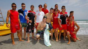 Superbike, Misano: Il round si apre con una sfida in pedalò e a paddle