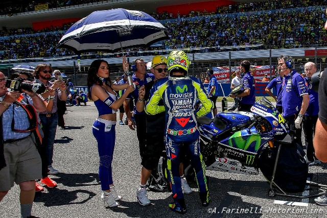 """MotoGP: Valentino Rossi """"Quest'anno siamo veloci, a Barcellona me la voglio giocare"""""""