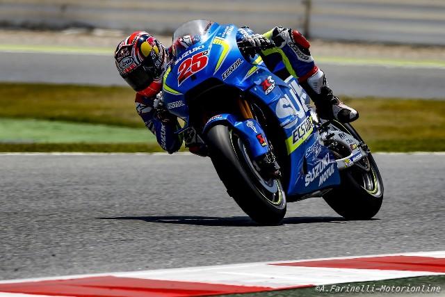 """MotoGP Assen, Prove Libere: Maverick Vinales """"Con il nuovo telaio ho tanto grip in più"""""""