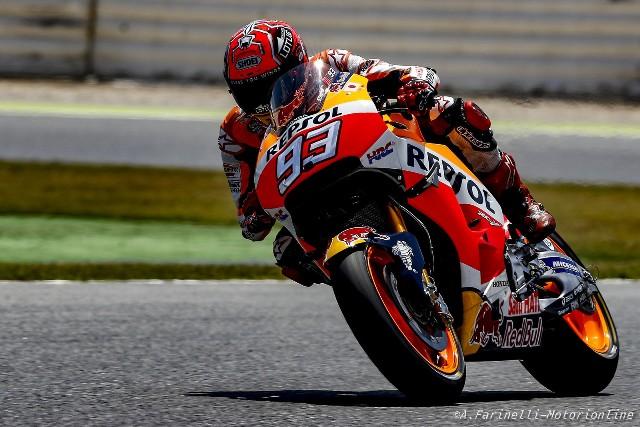 """MotoGP Barcellona: Marc Marquez """"Onestamente il tracciato ora ci avvantaggia, ma è più sicuro"""""""