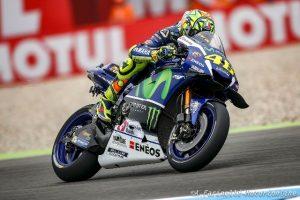 MotoGP Assen: Parola ai primi tre, Dovizioso, Rossi e Redding, il tricolore domina la prima fila