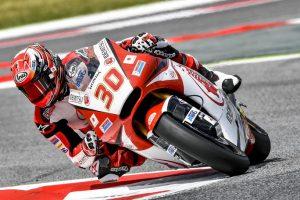 Moto2 Assen, Prove Libere 1: Nakagami precede Baldassarri