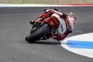 Moto2 Assen: Vince Nakagami, Morbidelli sul podio